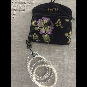 NWT Honora Cultured Freshwater Pearl Bracelets